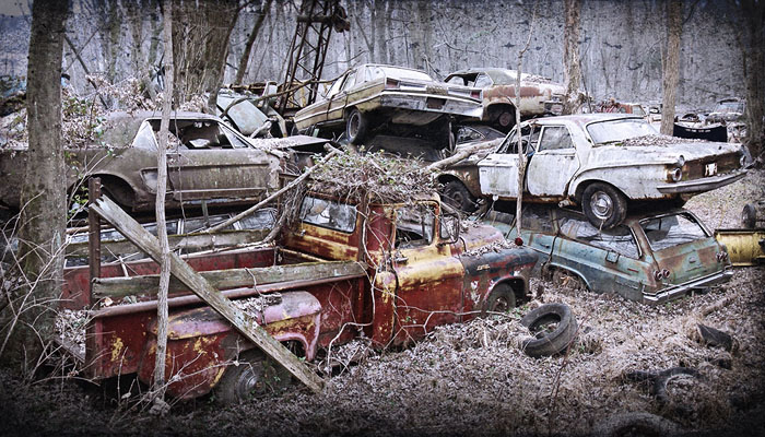 The Lost Junkyard